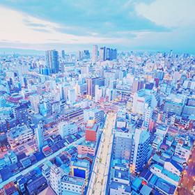 都市型土地開発事業